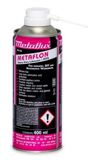 70-25 Metaflon Metaflux Lubrifiant