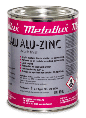 ||70-41 Alu-Zinc Paint-Ready Paste corrosion proof hot dip galvanized