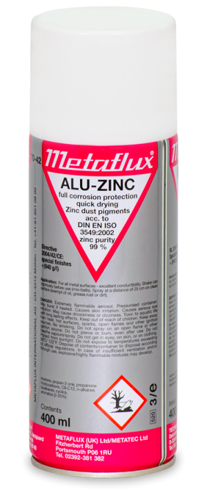 70-42 Alu-Zinc Spray Metaflux