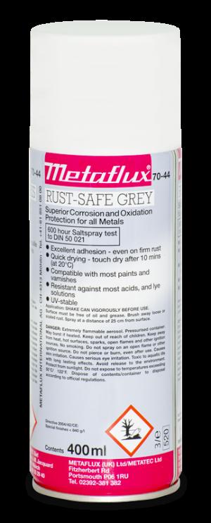70-44 Rust-Safe GREY Metaflux