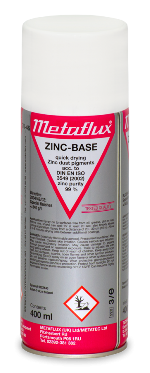 70-46 Zinc Base Metaflux