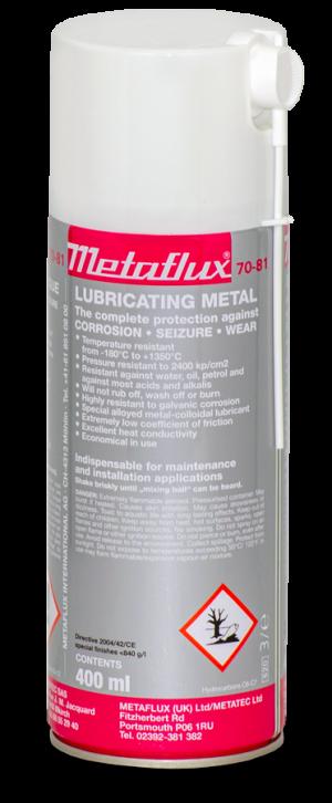 70-81 Metaflux lubrifiant Titanium