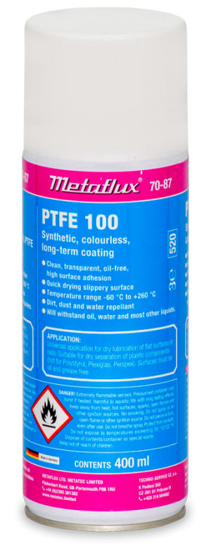 70-87 PTFE pure Metaflux