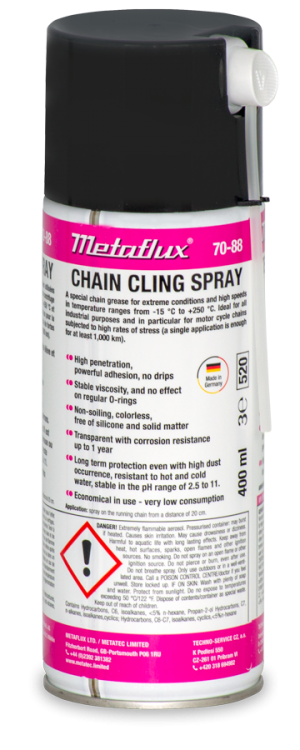 70-88 Chain Cling Metaflux