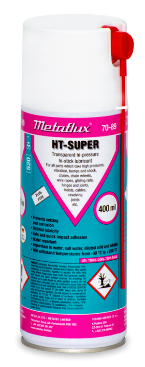 70-89 HT-Super PTFE Metaflux