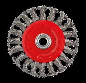 72/62 KW-AG FLAT WHEEL BRUSHES (REGULAR)