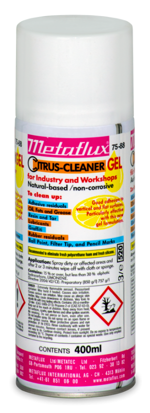 75-88 Citrus Cleaner Metaflux