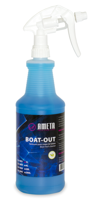 Hull Boat Biodegradable cleaner