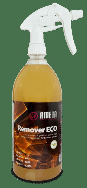 ||76-49 Remover Eco Degreaser oil ink adhesive pleasant citrus smell 76-49 Remover Dégraissant huile graisse goudron bitume colle résine