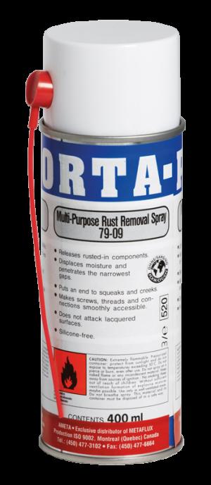 79-09 Multi-Purpose Rust-Removal Metaflux