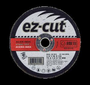 EZ-CUT 3'' cut-off discs