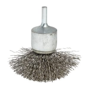 CRIMPED WIRE STEEL BRUSHES