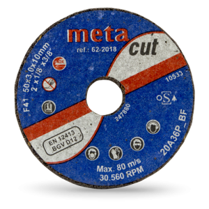 EZ-CUT 2'' cut-off discs