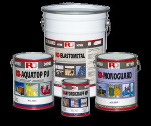 RD-COATINGS MONOGUARD ELASTOMETAL AQUATOP